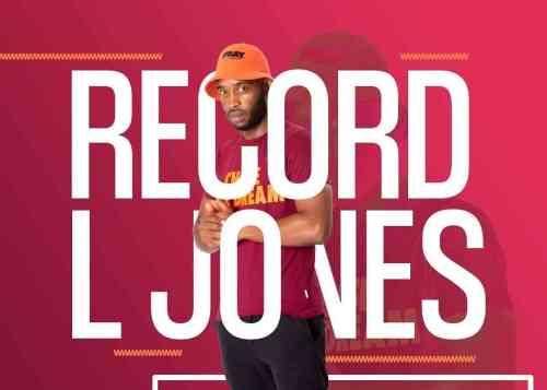 Record L Jones - Erykah Badu
