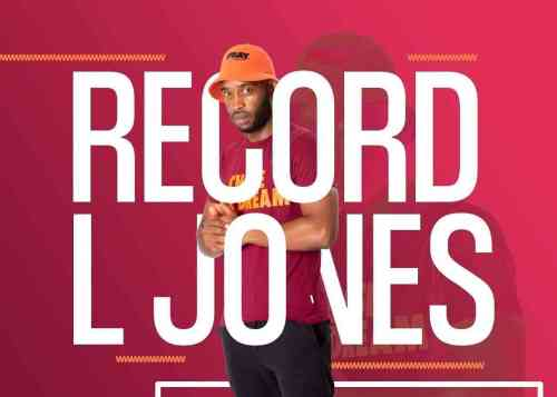 Record L Jones - iNumber Number (Red Pepper Mix)
