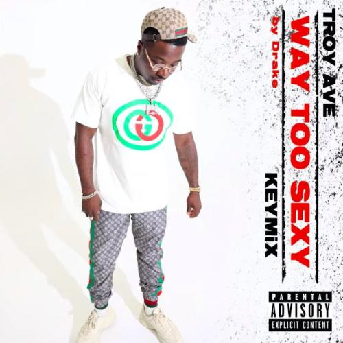Troy Ave - Way 2 Sexy (KeyMix)