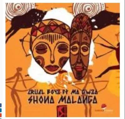 Cruel Boyz ft Ma Owza - Shona Malanga