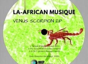 Photo of EP: La-African Musique – Venus Scorpion