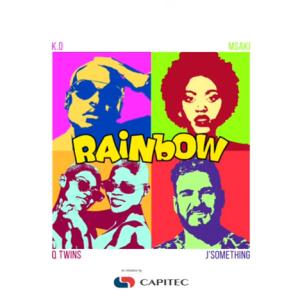 K.O, J'Something, Msaki & The Q Twins - Rainbow