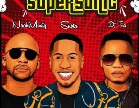 Photo of SUPTA ft NaakMusiQ & DJ Tira – SuperSonic