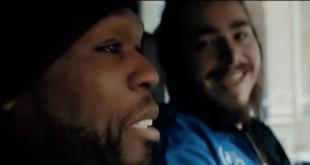 (Video) 50 Cent ft Post Malone - Tryna F*ck Me Over