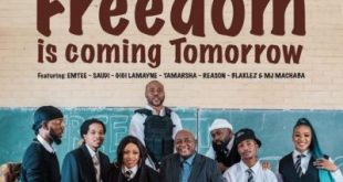 Dr Mbongeni Ngema - Freedom Is Coming Tomorrow (Remix)