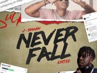 J-Smash ft Emtee - Never Fall