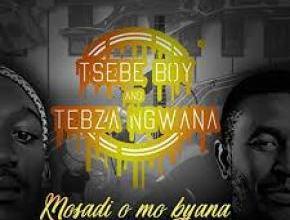 Photo of (Video) Tsebe Boy & Tebza Ngwana – Mosadi O Mo Byana