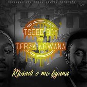 (Video) Tsebe Boy & Tebza Ngwana - Mosadi O Mo Byana