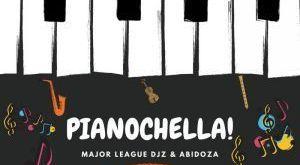 ALBUM: Major League DJz & Abidoza - Pianochella