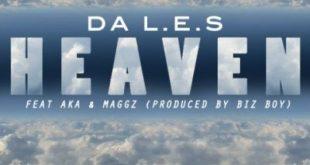 Da LES ft  AKA & Maggz -Heaven