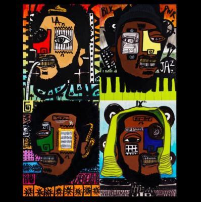 EP: Terrace Martin, 9th Wonder, Kamasi Washington & Robert Glasper - Dinner Party