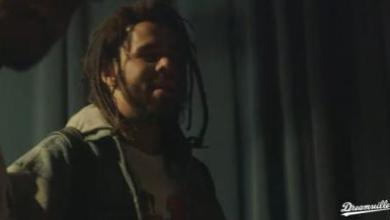 Photo of J. Cole Drops a New Freestyle in Dreamville BTS – WATCH