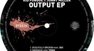 Kid Fonque & Jonny Miller ft Sio - Soulfully Broken