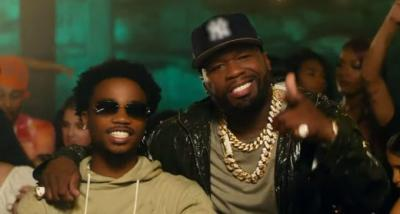(Video) Pop Smoke ft 50 Cent & Roddy Ricch - The Woo