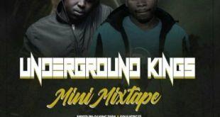 Dj King Tara & Soulistic TJ - Underground Kings Mix