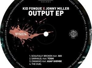 Photo of Kid Fonque & Jonny Miller ft ASAP Shembe – Owakho