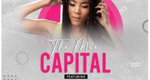 Dj Candii - The Mix Capital (12-Sep)