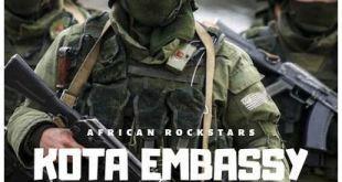 Kota Embassy - African Rockstar Vol.19 Mix