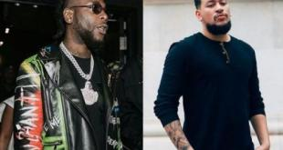 Manchester United chooses Burna Boy over AKA