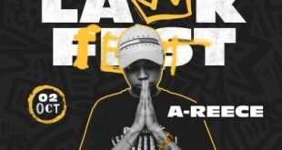 Check Out A-Reece Performance at #LawkFest