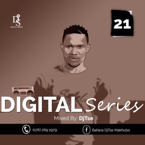 DJ Tse - Digital Series Vol. 021 Mix