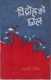 book cover - Bidroha ko chhal - S B Biwek