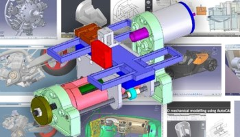 Mechanical Design Mechanical Engineering And 3d Modeling
