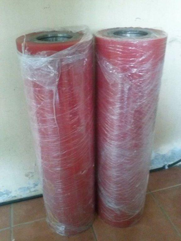 Sahl Engineering Lippo Cikarang Jababeka Bekasi Lining ROLL POLYURETHAN 2
