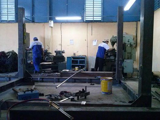 Sahl Engineering Lippo Cikarang Jababeka Bekasi Machine Facility 01
