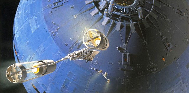 43 Concept Art Film Star Wars - 7