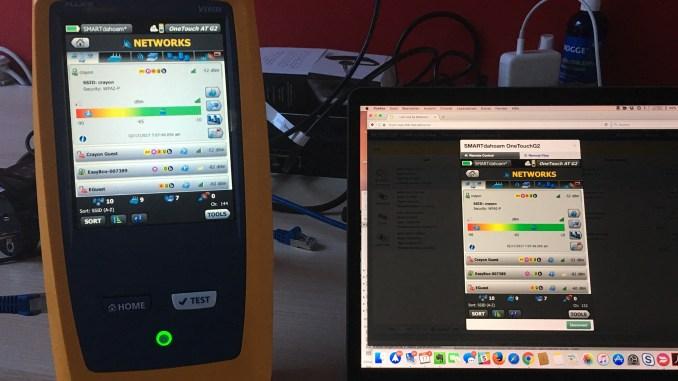 fluke link live firmware for linkrunner at2000