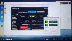 AWS Workspaces Speedtest