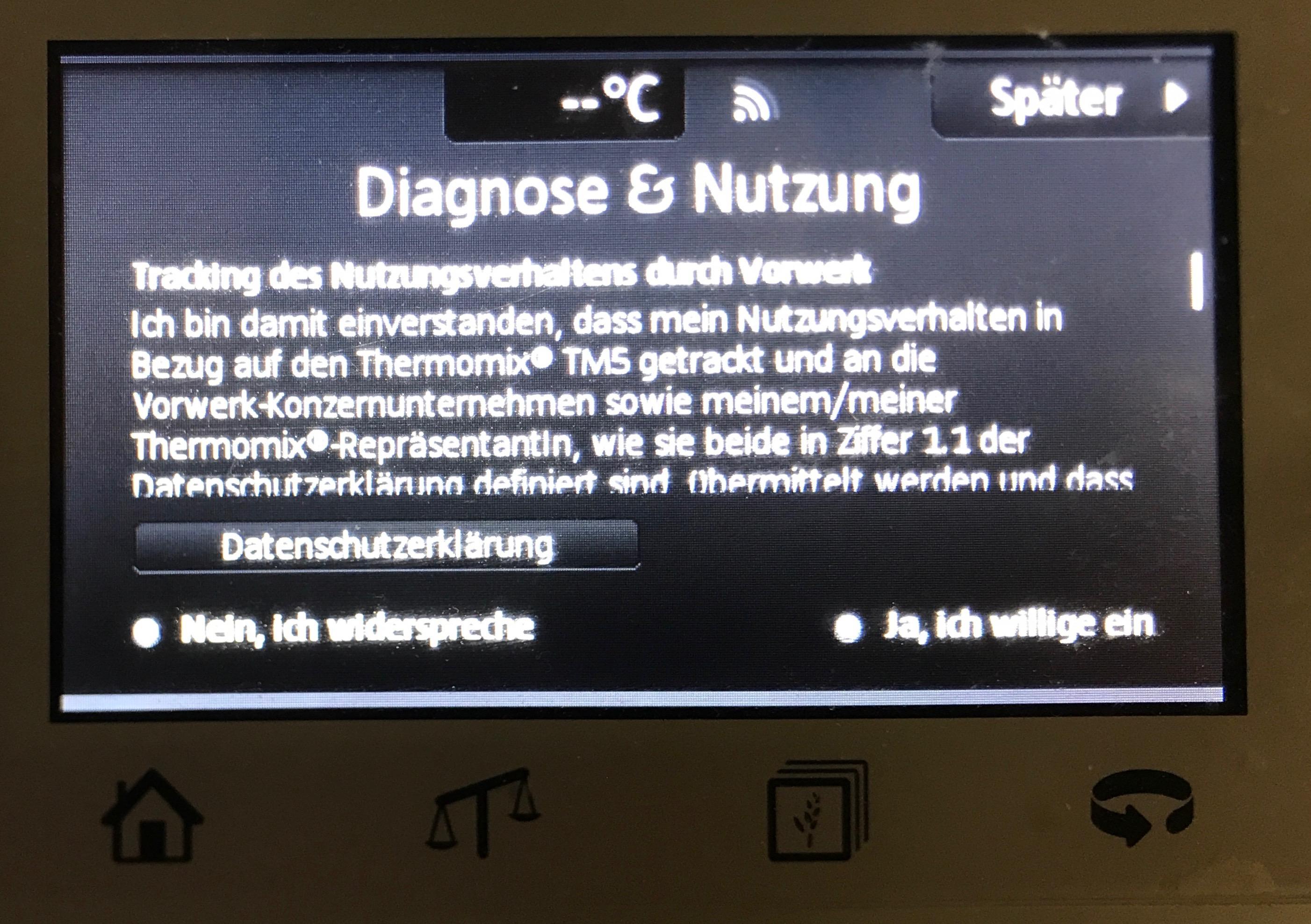 TM Diagnose und Nutzung