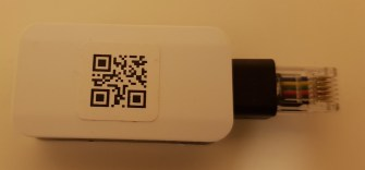Bluetooth QR Code