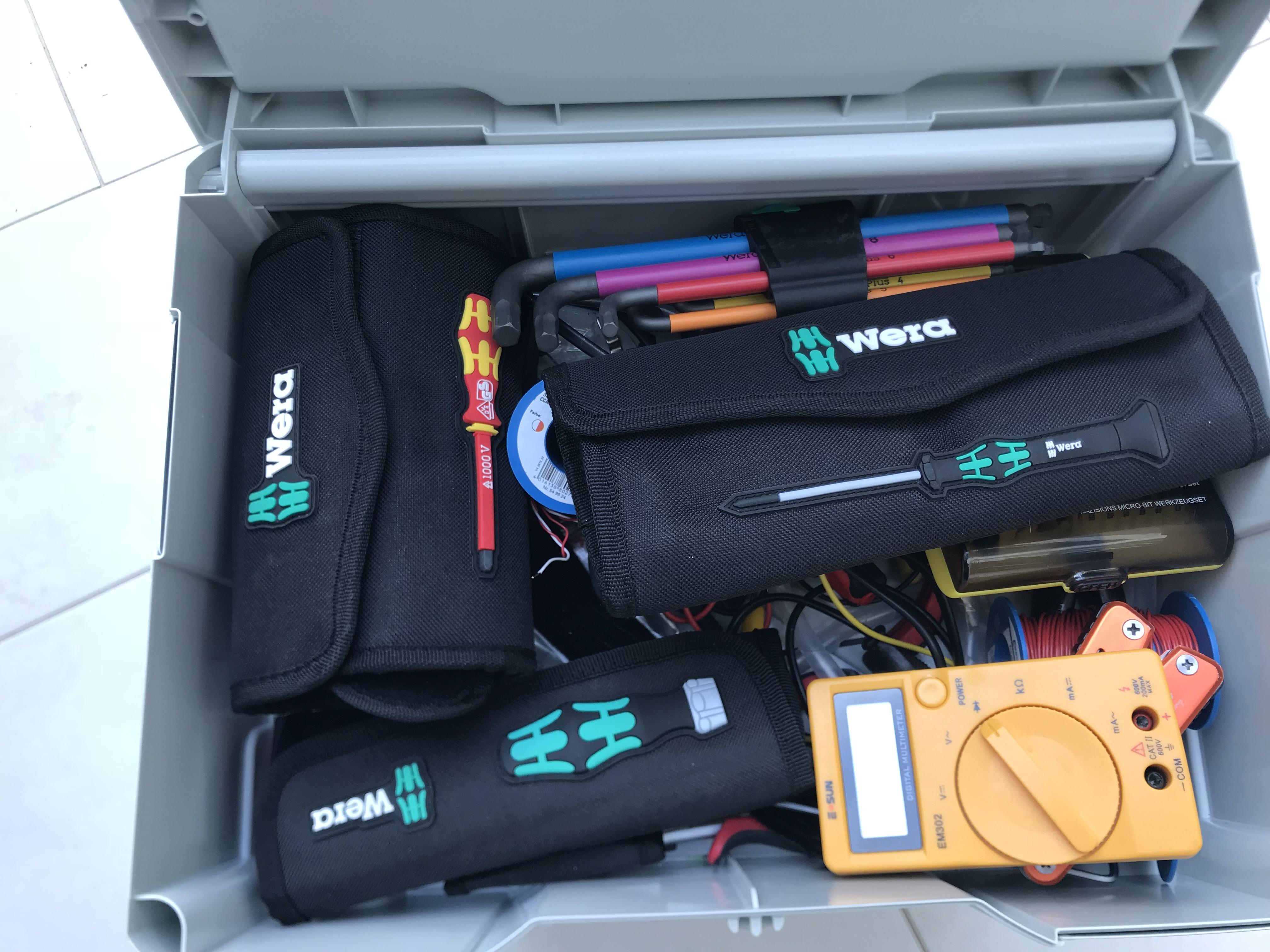Werkzeug Systainer