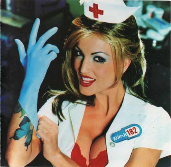 blink 182 - Enema Of The State_Sahneplatten