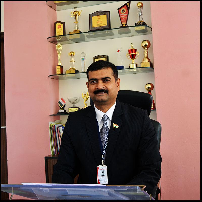 Mr. Rajesh Rathore