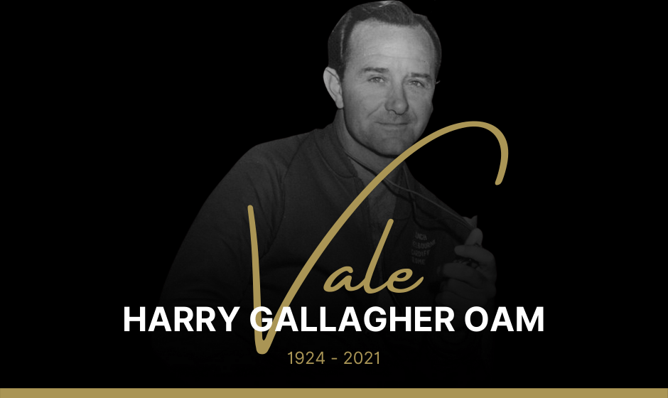 Vale Harry Gallagher OAM