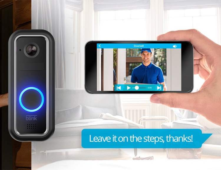 smart video doorbell installation 2