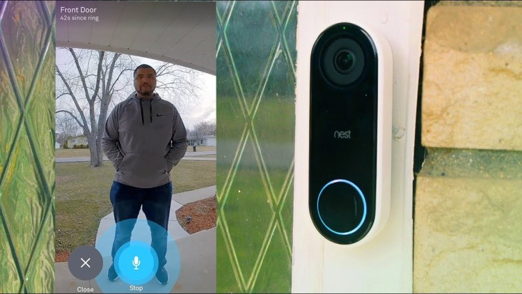 san antonio smart video doorbell installation