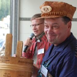 Sahtimestari 2016 Seppo Koskinen Hartolasta.