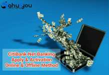 Mobile Banking, E Banking, CitibankNet Banking, Applied, Activated