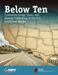 Below Ten Cover