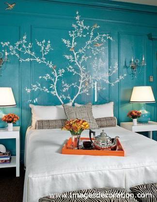 parede-quarto-azul-intenso