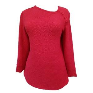Camiseta vermella