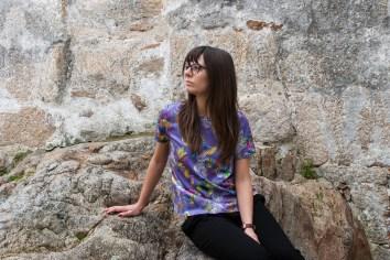 camiseta tropial