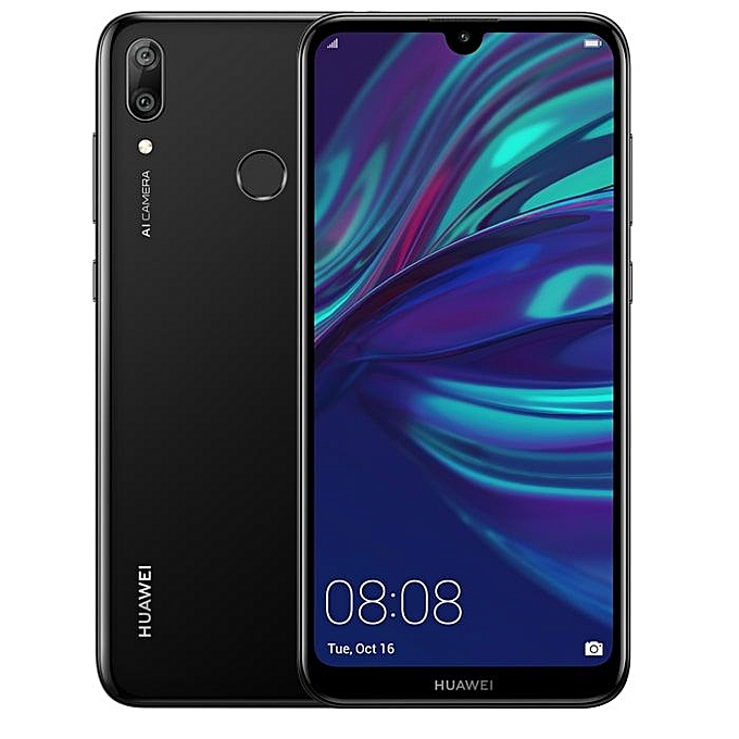 Huawei Y7 Prime Jumia Kenya 2019 3GB RAM 32GB ROM 13 MP 16MP Camera Black