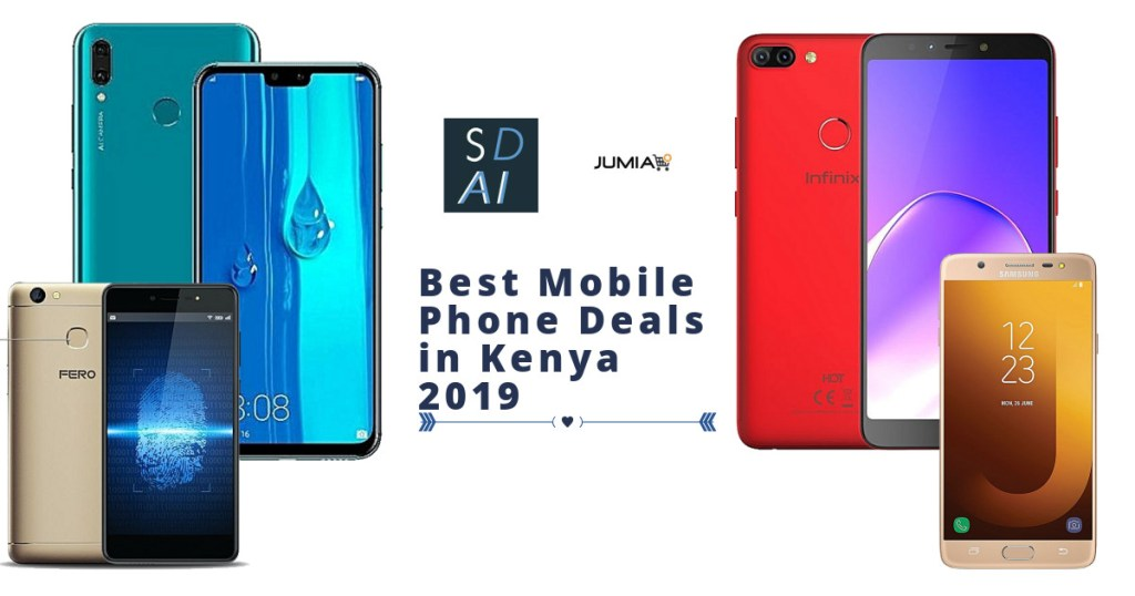 best mobile phone deals in kenya 2019