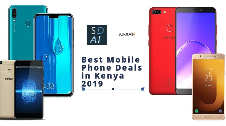best mobile phone deals in kenya 2019