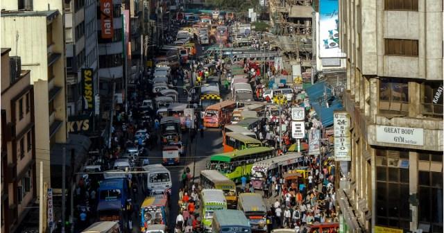 saidia Kenya matatus transport